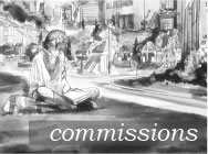 Canadian Artist Commissions